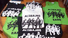 Altibajos#camisetas#musica#