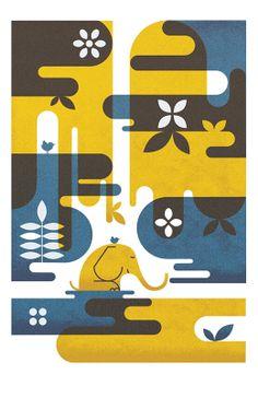 12 tips för att skapa geometriska mönster - CAP&Design