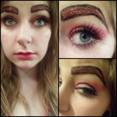 Eyebrows gone wrong haha on pinterest eyebrows for Tattooed eyebrows gone wrong