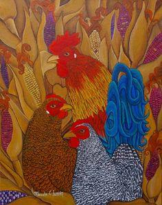 """""""The harvest"""" Marcela Lubian"""