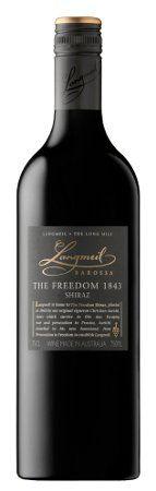 Langmeil The Freedom 1843 Shiraz 2005  wine / vinho / vino mxm