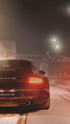 Porsche-Carrera-4S-iPhone-Wallpaper