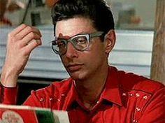 buckaroo banzai | Jeff Goldblum in Buckaroo Banzai, 1984 Lire la suite ›