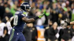 Derrick Coleman is a legally deaf football player. Check out this sweet exchange between him and a young fan.