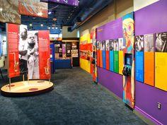Hadley Exhibits The Colored Musicians Club, buffalo, ny, exhibit installation design