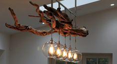 Fascinating Driftwood Rustic Chandelier Chandeliers
