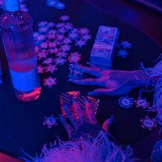 Badass Aesthetic, Neon Aesthetic, Bad Girl Aesthetic, Aesthetic Collage, Aesthetic Photo, Aesthetic Pictures, Dark Purple Aesthetic, Poker Face, Purple Wallpaper