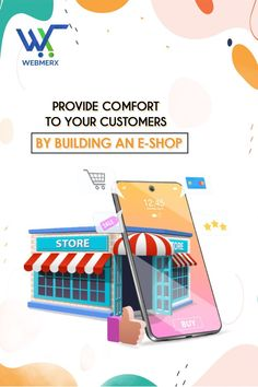 Let your customers order from the comfort of their home. Open your #onlinestore and give your customers an opportunity to buy your products #online. When customers get the flexibility in shopping, they intend to purchase more. Hence, it is good to have an E-shop. Ecommerce, Flexibility, Opportunity, Good Things, Let It Be, Shopping, Home, Products, Back Walkover