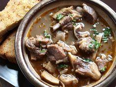 Nigerian pepper soup