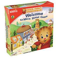 Daniel Tiger's Neighborhood Welcome to Main Street Board Game