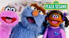Plaza Sésamo: ¡Un nuevo amigo!