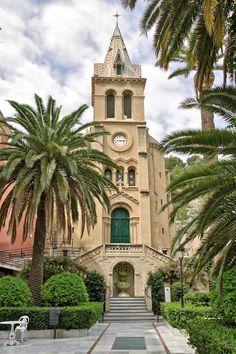 Ermita del balneario de Archena, Murcia Spain