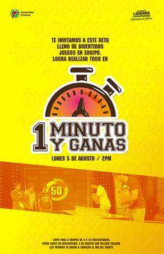 1 Minuto y Ganas / Lunes 5
