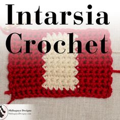 A free step-by-step photo tutorial for How To Work the Intarsia Crochet Colorwork Technique by Shibaguyz Designz