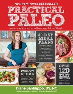 Practical Paleo: A Customized Approach to Health and a Whole-Foods Lifestyle by Diane Sanfilippo,http://www.amazon.com/dp/1936608758/ref=cm_sw_r_pi_dp_69E9sb1PRQX1CKHM