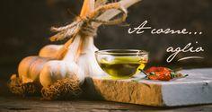 #Crudo o #cotto, intero, a #spicchi o #tritato, l'#aglio è un #ingrediente immancabile, dal carattere deciso e dalle proprietà #antiossidanti e #digestive. Ma attenti: può lasciare un alito da #drago! / #Raw or #cooked, whole, in #wedges or #chopped, #garlic is an essential ingredient, with a strong character and #antioxidant and #digestive properties. But be careful: it can leave you a #dragon breath!