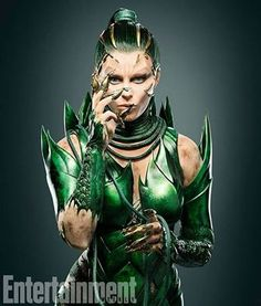 M.A.A.C. – Lionsgate and Saban Teaming Up For A New POWER RANGERS Movie. UPDATE: First Image of ELIZABETH BANKS as 'Rita'