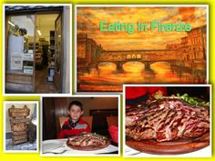 #Eating in #Firenze #Fiorentina #Bruschetta #food