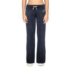 Women s Nashville Predators Original Retro Brand Navy Tri-Blend Lightweight  Lounge Pants 146101454
