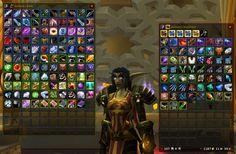 World of Warcraft Inventory