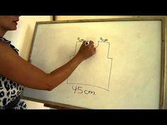 Cómo hacer un patrón para dos agujas - YouTube