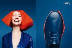 SS15 Campaign for Camper by Romain Kremer   JOQUZ