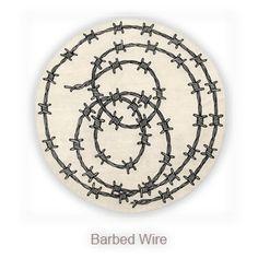 BARBED WIRE  STUDIO JOB