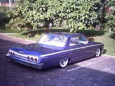 '62 Chevy Impala 4 door hardtop