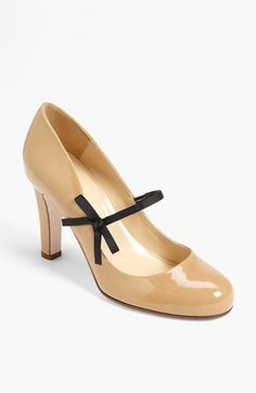 kate spade new york 'lively' pump - @Kimberly Hyler, you have to get these shoes...seriously how cute are these?!