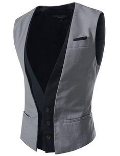 Vests New New Arrival Rushed Wool Vests High-end Korean Slim Mens Vest Casual Suit Autumn Summer Wedding Best Man Waistcoat Blazer