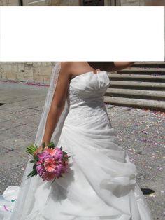 ¡Nuevo vestido publicado! PRONOVIAS 2010 mod. marabu ¡por sólo 550€! ¡Ahorra un 66%! http://www.weddalia.com/es/tienda-vender-vestido-novia/pronovias-2010-mod-modelo-marabu/ #VestidosDeNovia vía www.weddalia.com/es