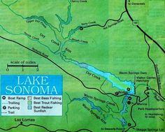 2017 pyramid lake fishing map and report how to fish this for Lake silverwood fishing report