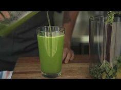 Jugo verde detox por Deborah De Corral - Juguera Max Juicer Peabody