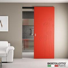 NATURA - Soffi - rosso Ghost
