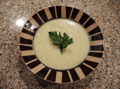Homemade Potato Leek Soup Recipe by Man Fuel