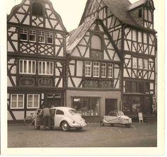Käfer & Messerschmitt Kabinenroller