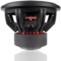 MTX 95 Series Subwoofer Side View