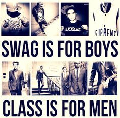 I agree. I'd take a man in a suit over a boy in pants around his ankles.