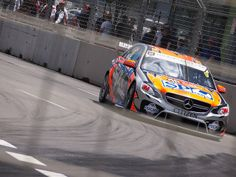 Maro Engel -Sydney 500 - 2013 - Friday - Erebus Motorsport