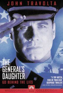 'The General's Daughter' is a thriller and military mystery filmed at Hunter Army Base in Savannah, GA.