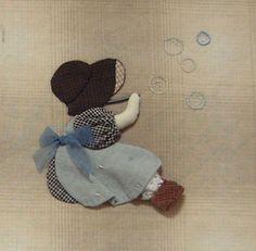貝田明美材料包 吹泡泡的蘇姑娘