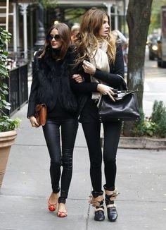 new york street style. fashion inspiration.