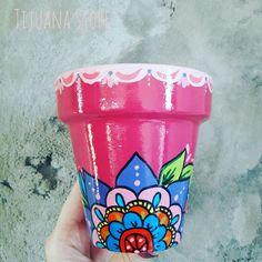 Mandalas by Tijuana store macetas pintadas