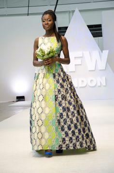 Africa Fashion Week London   AFWL 2014 Designer Collections