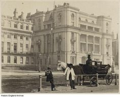 Historic England Archive Content Has Moved Tall Ladder, South East England, The Bedford, Brighton And Hove, Historical Images, Ladders, Climbing, Louvre, Street View