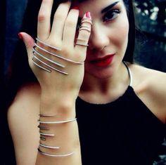 Plukka hand jewellery ~ Instagram