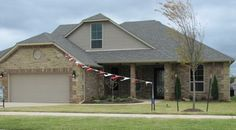 Beautiful #NewHome in #Norman #Oklahoma. Located in Highland Village (Between Rock Creek Road and Tecumseh on Porter)