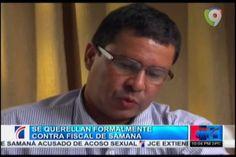 Se Querellan Formalmente Contra Fiscal De Samaná #Video
