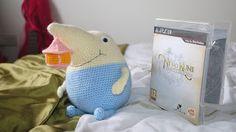 Ni No Kuni Mr Drippy/Shizuku crochet pattern