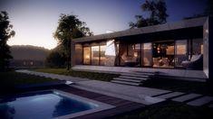 Modern Geometric Home